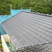 施工後 屋根リフォーム